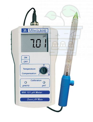 Milwaukee Portable pH meter for soil