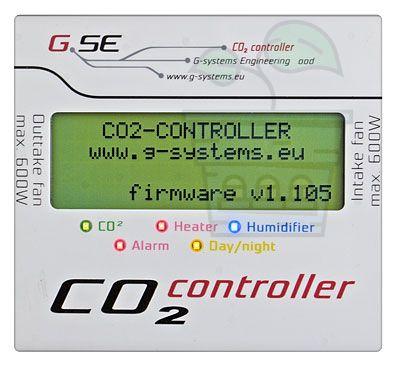 GSE CO2 Controller + Valve