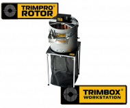 Trimpro Rotor  Workstation for Plant Trimming