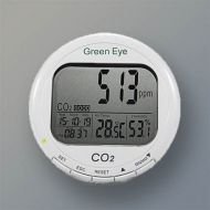 TechGrow Green Eye CO2 meter and datalogger