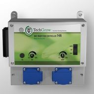 TechGrow Day/Night Fan Controller 14A