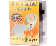 Active Eye Magnifying Glass 30x